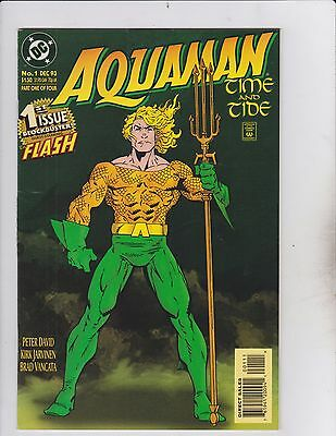 DC Comics! Aquaman: Time and Tide! Issue 1!