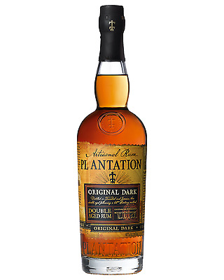 Plantation Original Dark Rum 700mL bottle