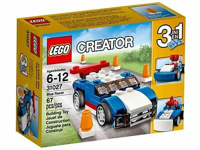 ☀️ New In Box SEALED Lego Creator 3 in 1 Blue Racer 31027 | 67pcs in set ✅✅✅