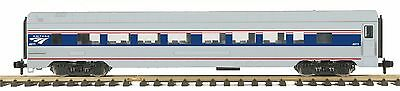 MTH 70-67032, G Scale/One Gauge Streamlined Passenger Coach (Ribbed) - Amtrak  C
