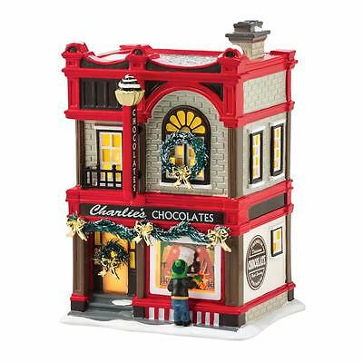 NEW Department 56 Snow Village Christmas Sweets Building 4054972