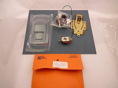 Riggen #c207K Testarossa Home Set Kit 1/32 Scale-Brass Chassis W/clear Body
