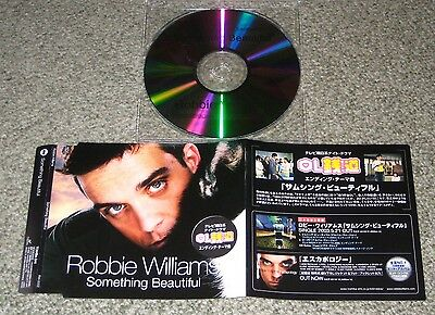 ROBBIE WILLIAMS Japan PROMO ONLY CD single acetate more RW listed TAKE THAT