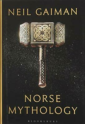 Norse Mythology by Gaiman, Neil Book The Cheap Fast Free Post