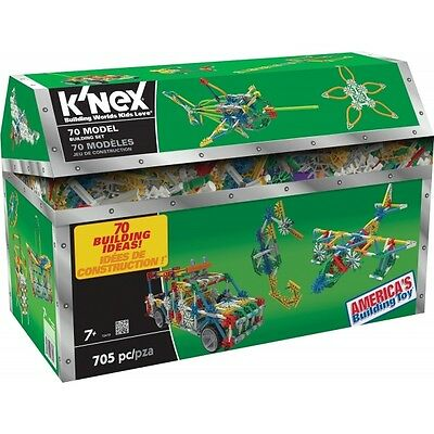 K'Nex 70 Model Building Set (13419) Brand New