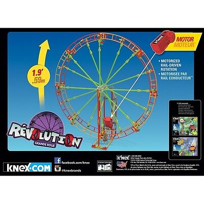 K'Nex Revolution Ferris Wheel Building Set Brand New