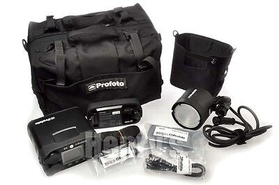 Profoto B2 250 Air Ttl To-Go Ttl Flash Kit With Two Heads/open Box