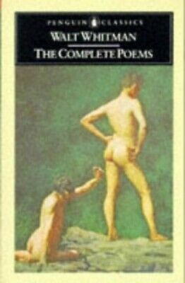 The Complete Poems (Penguin Classics) by Whitman, Walt Paperback Book The Cheap