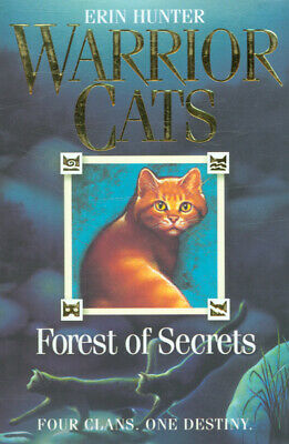 Warrior Cats: Forest of secrets by Erin Hunter (Paperback)