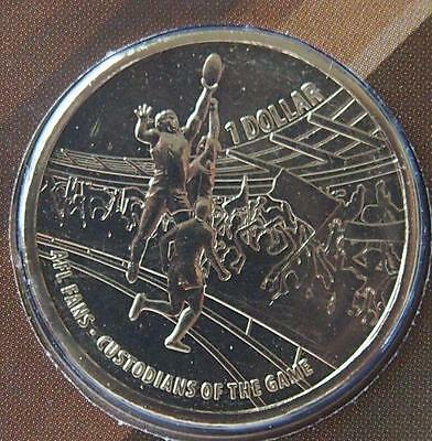 2015 Afl Premiers Hawthorn  $1 Unc Coins -Not Issued For Circulation