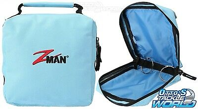 ZMan Bait Fishing BinderZ Bait Bag Case Lures BRAND NEW at Otto's Tackle World