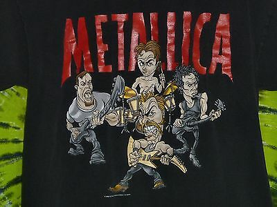 METALLICA 1997 Tour T-shirt