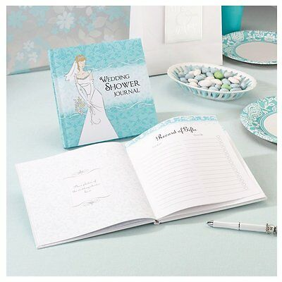 Lillian Rose Wedding Bride To Be 7.5″ Wedding Shower Journal Keepsake BK620