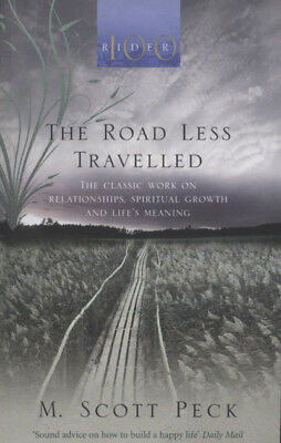 Rider 100: The road less travelled by M. Scott Peck (Paperback)