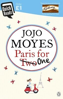 Quick reads: Paris for one by Jojo Moyes (Paperback)
