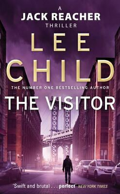A Jack Reacher novel: The visitor by Lee Child (Paperback)
