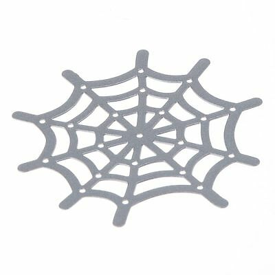 Spider Web Cutting Dies Template Bookmark Scrapbooking Card Metal Stencil