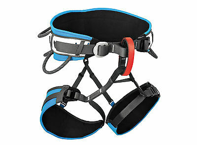 Singing Rock Dome Big Wall Sit Harness [S-XL] Adjustable Climbing Indoor Belt