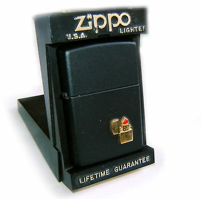 Zippo Vintage FUEL CONTAINER Mini Logo COLLECTIBLE VERY RARE The Only 1 on ebay!