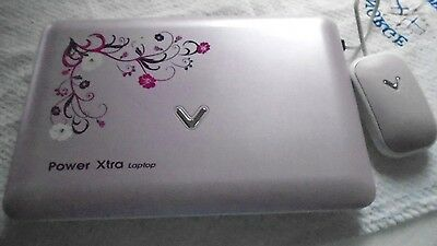 Vtech Power Xtra Laptop Pink fully working