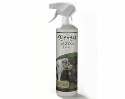 Cat & Dog Repellent Harmless Solution To Stop Dogs & Cats Fouling In Your Garden