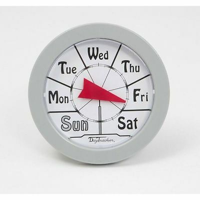 Brand New Dementia Alzheimer's Weekly Day & Night Clock Help