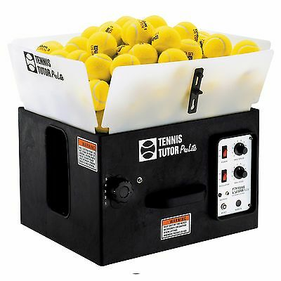 Tennis Tutor ProLite - Professional Tennis Ball Machine [Net World Sports]