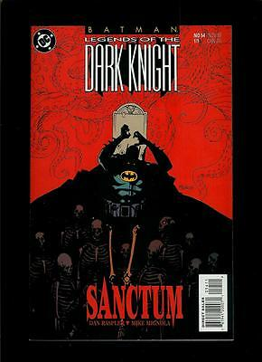 Batman Legends Of The Dark Knight # 54 (VF / NM) Flat Rate Combined Shipping!