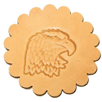 Eagle Head 3-D Stamp (Right) 88344-00 Leathercraft Stamping Tool