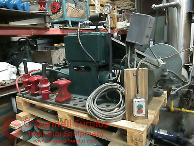 Greenlee Hydraulic Pipe Bender