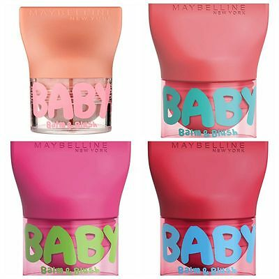 MAYBELLINE baby lips balm & blush choose your shade