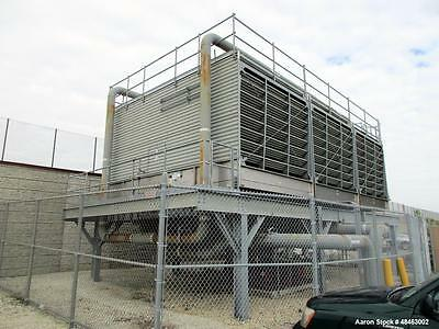 Unused: BAC Cooling Tower, Model 3552A-3X. Nominal capacity approximate 552 tons
