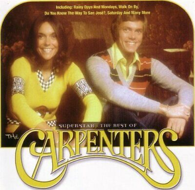 Superstar: Best of - Carpenters CD ESVG The Cheap Fast Free Post The Cheap Fast
