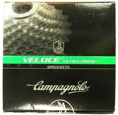 New 2017 Campagnolo 9 speed 12-23 Veloce Cassette fits Chorus Centaur Record
