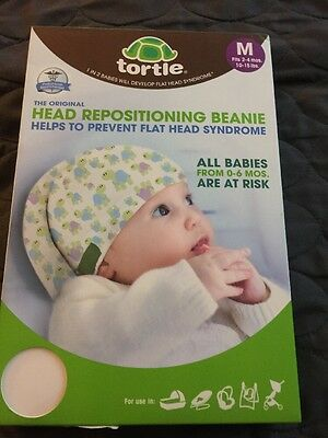 Tortle Head Repositioning Beanie Size Medium