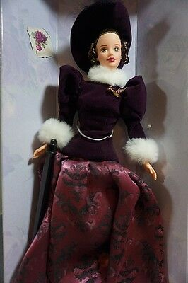 """Barbie Mattel """"Holiday Traditions"""" OVP NRFB Special Edition!"""