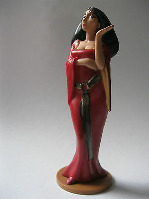 MOTHER GOTHEL stamped Disney China PVC Figure about 3.5 inches high TANGLED