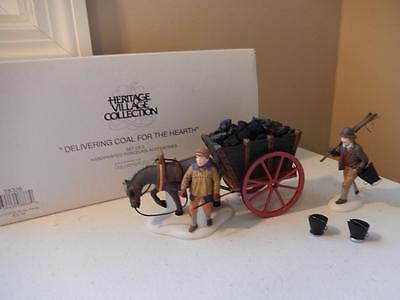 Department 56 - Delivering Coal For The Hearth #58326