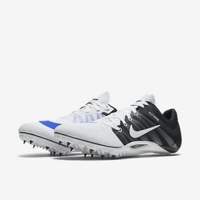outlet store 9fa2e 9b50a Nike Zoom Ja Fly 2 Sprinter Track Spikes Running 705373-100 Mens 13 Nib  125