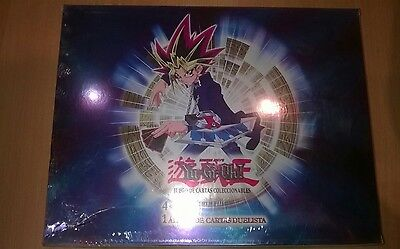 Yu-Gi-Oh - Pack Especial - 4 Sobres + Álbum + 2 Cartas Exclusivas