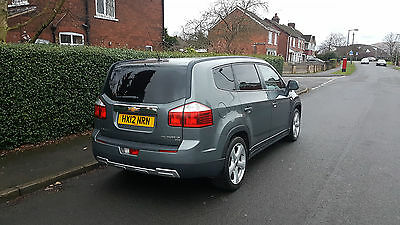 2012 Chevrolet Orlando Lt 2.0 Vcdi Automatic / Damaged Repairable Salvage