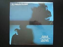 Pseudo Slang ‎– Broke & Copasetic / Yes Doubt / Snowy Daze Again