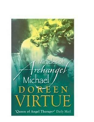 NEW The Miracles of Archangel Michael By Doreen Virtue Paperback Free Shipping