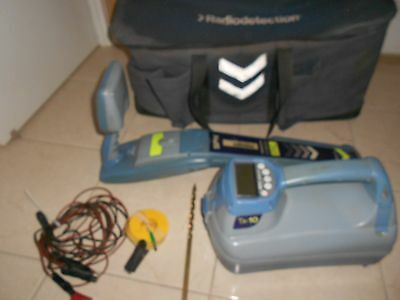 Radiodetection Rd8000 Pxl Locator Wand And Tx10 Transmitter