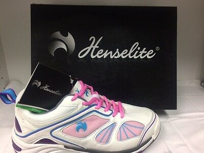 Henselite LPS 42 Ladies Lawn Bowls Shoes