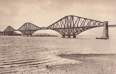 The Forth Bridge, SOUTH QUEENSFERRY, West Lothian