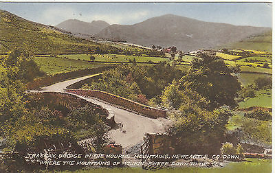 Trassay Bridge In The Mourne Mountains, NEWCASTLE, County Down, Ulster