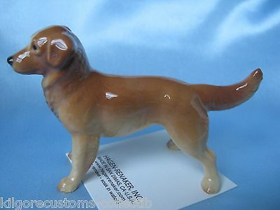 Hagen Renaker Dog Golden Retriever Figurine Miniature 03188 FREE SHIPPING