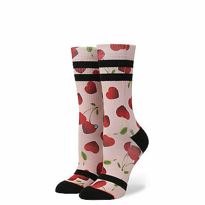New Stance Socks - Women's - Cherry Bomb from The WOD Life