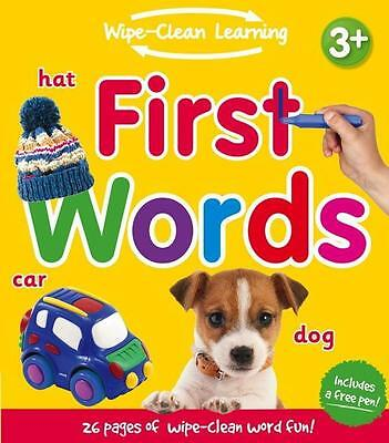 NEW First Words By Igloo Books Paperback Free Shipping